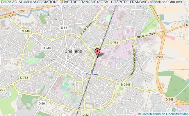 plan association Ao-alumni Association - Chapitre Francais (aoaa - Chapitre Francais)