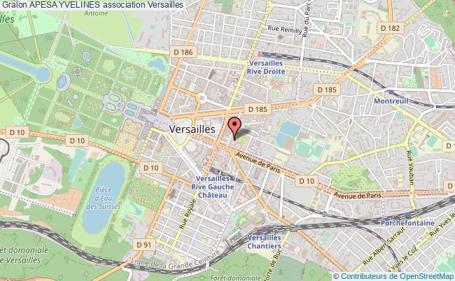 plan association Apesa Yvelines