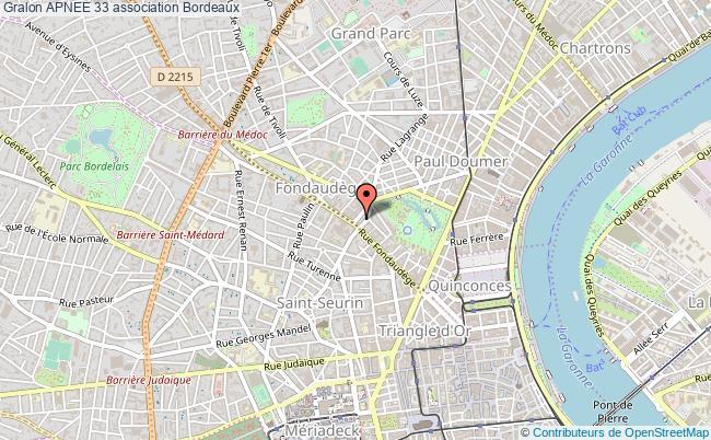 plan association Apnee 33 Bordeaux