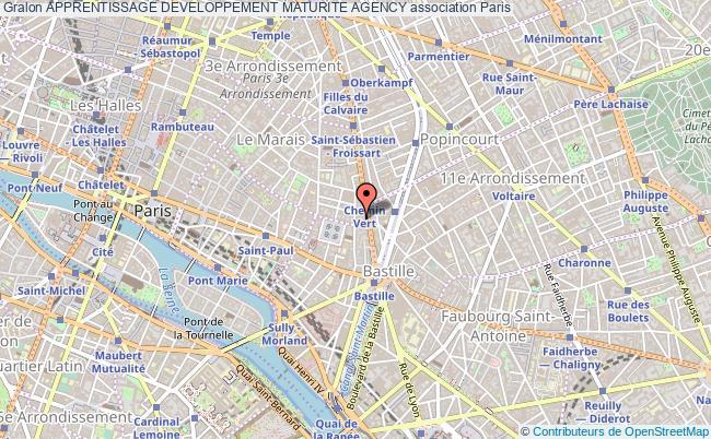 plan association Apprentissage Developpement Maturite Agency