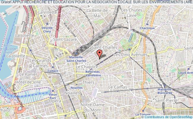 plan association Appui Recherche Et Education Pour La Negociation Locale Sur Les Environnements (arenes)