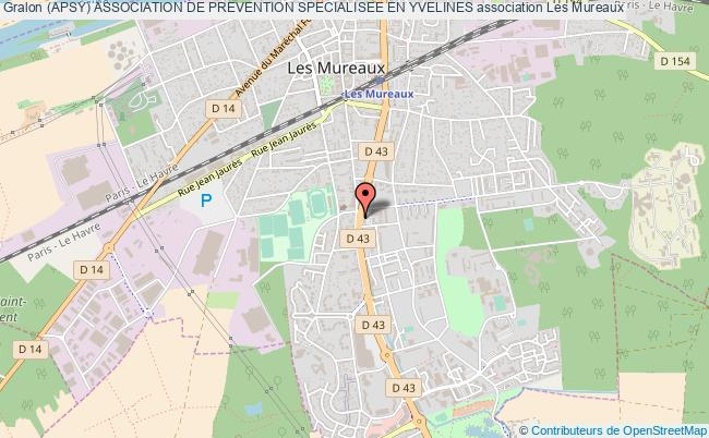 plan association (apsy) Association De Prevention Specialisee En Yvelines Les   Mureaux