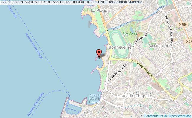 plan association Arabesques Et Mudras Danse Indo/europeenne