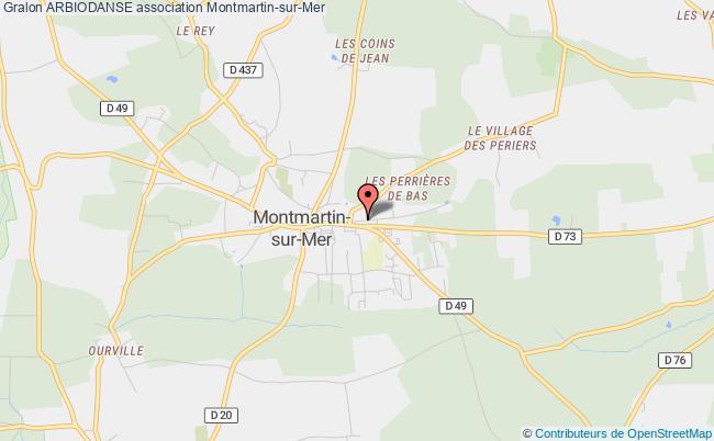plan association Arbiodanse Montrouge