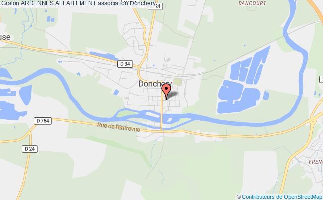 plan association Ardennes Allaitement