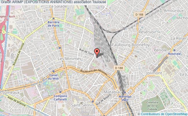 plan association Arimp (expositions Animations)