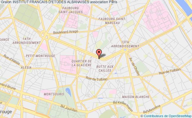 plan association Art Culture Litterature Diagonale Franco Albanaise
