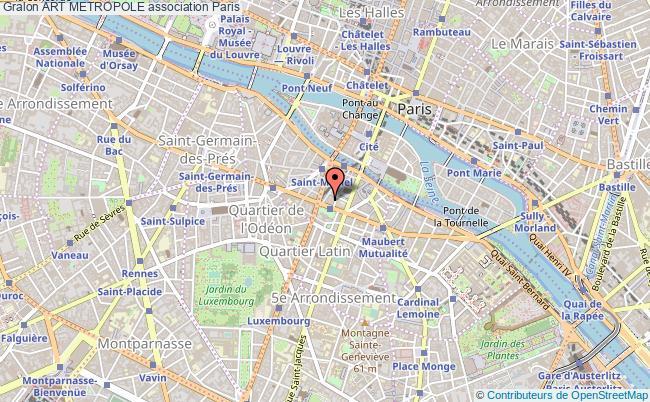 plan association Art Metropole