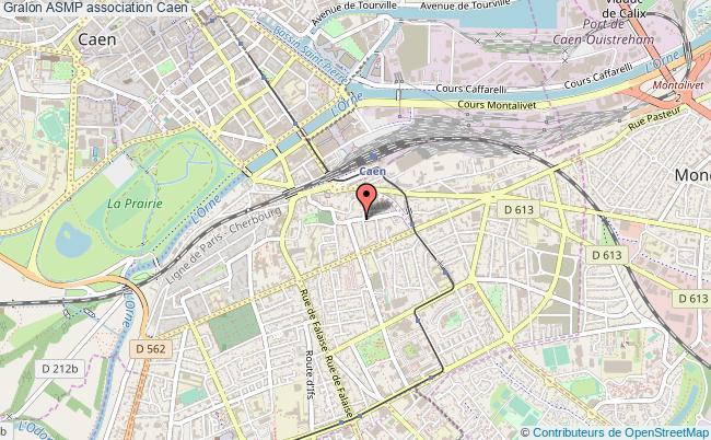 plan association Asmp Caen