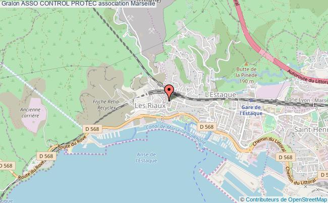 plan association Asso Control Protec Marseille 16