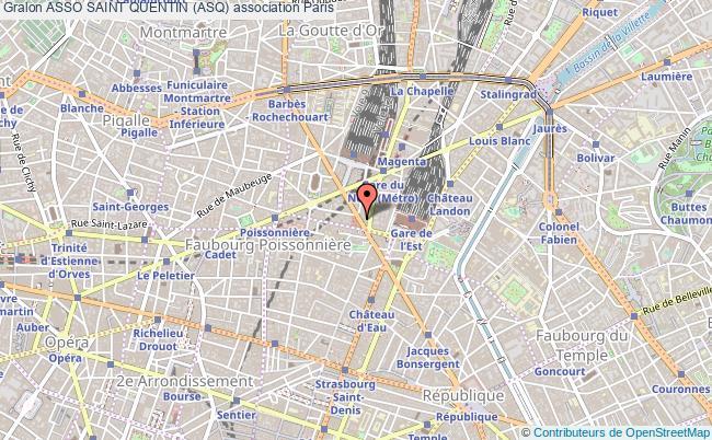 plan association Asso Saint Quentin (asq)