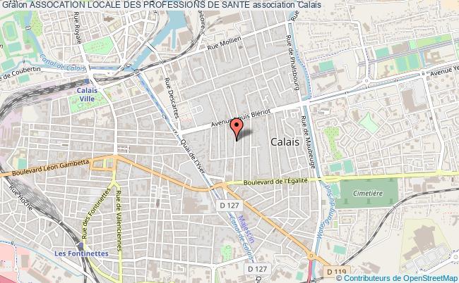 plan association Assocation Locale Des Professions De Sante