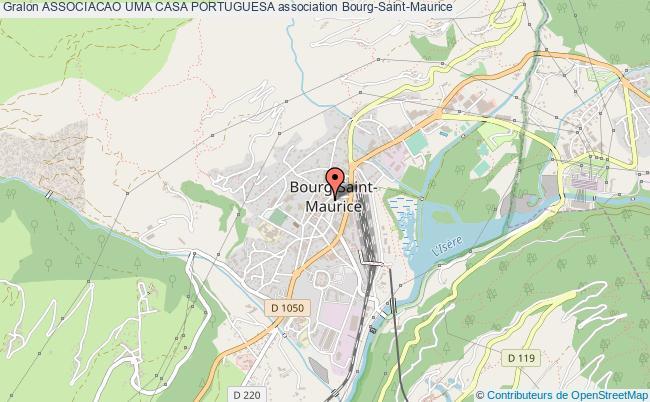 plan association Associacao Uma Casa Portuguesa