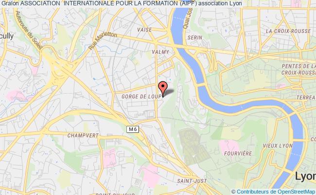 plan association Association  Internationale Pour La Formation (aipf)