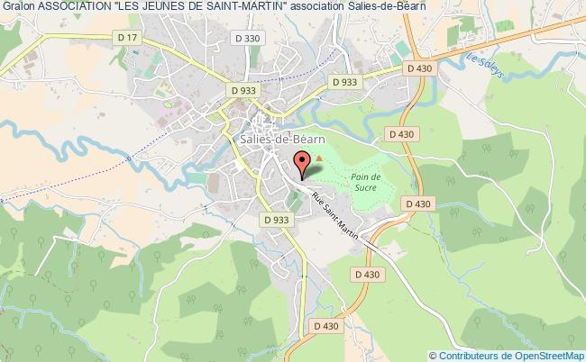 "plan association Association ""les Jeunes De Saint-martin"""