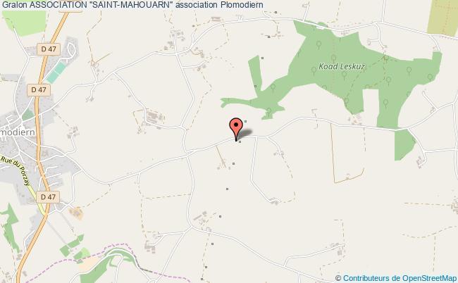 "plan association Association ""saint-mahouarn"""