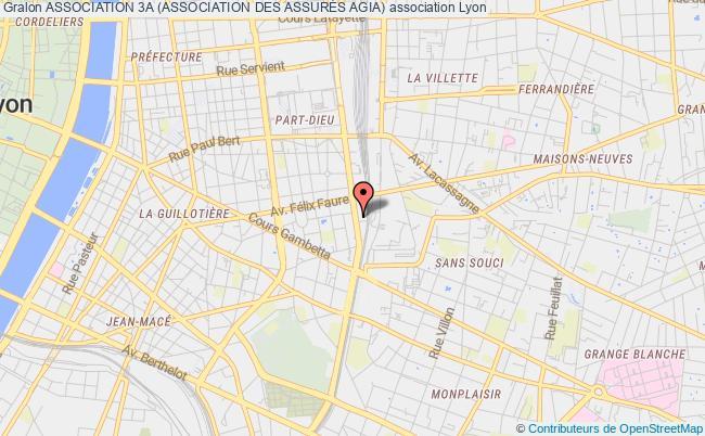 plan association Association 3a (association Des AssurÉs Agia)