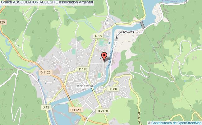 plan association Association Accesite Argentat