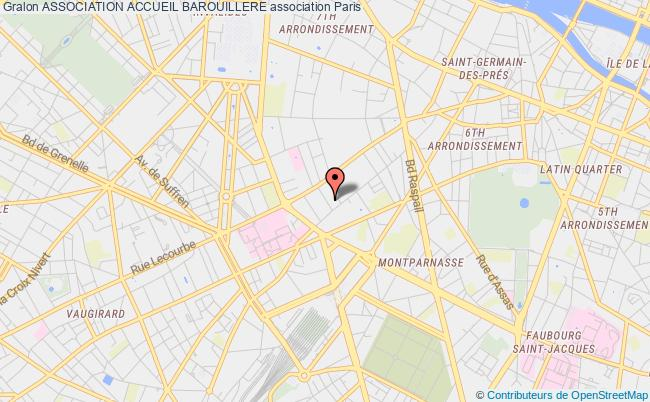 plan association Association Accueil Barouillere