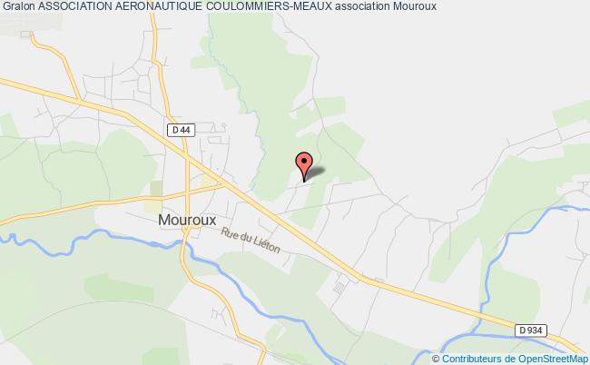 plan association Association Aeronautique Coulommiers-meaux