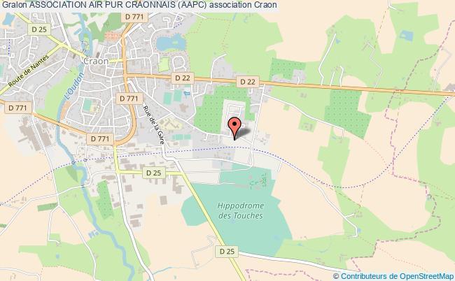 plan association Association Air Pur Craonnais (aapc)