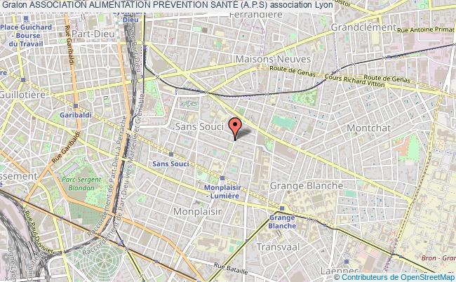 plan association Association Alimentation PrÉvention SantÉ (a.p.s)