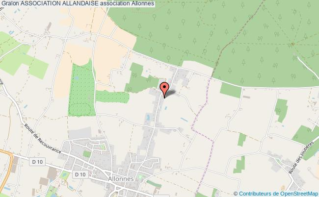 plan association Association Allandaise