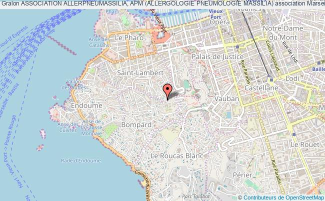 plan association Association Allerpneumassilia, Apm (allergologie Pneumologie Massilia)