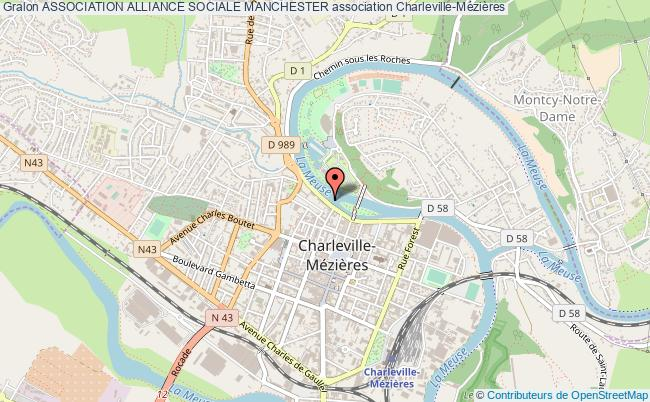 ASSOCIATION ALLIANCE SOCIALE MANCHESTER