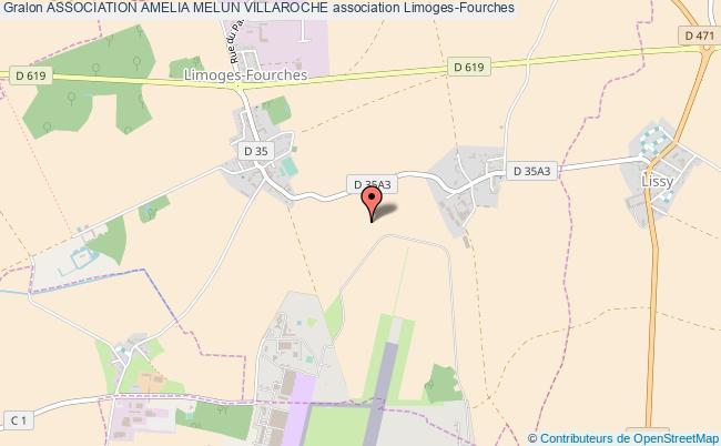 plan association Association Amelia Melun Villaroche