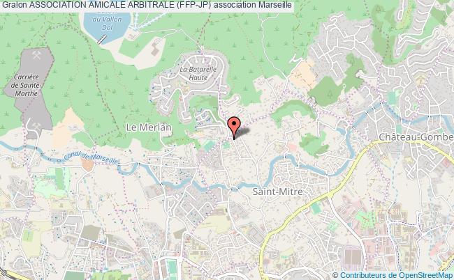 plan association Association Amicale Arbitrale (ffp-jp)