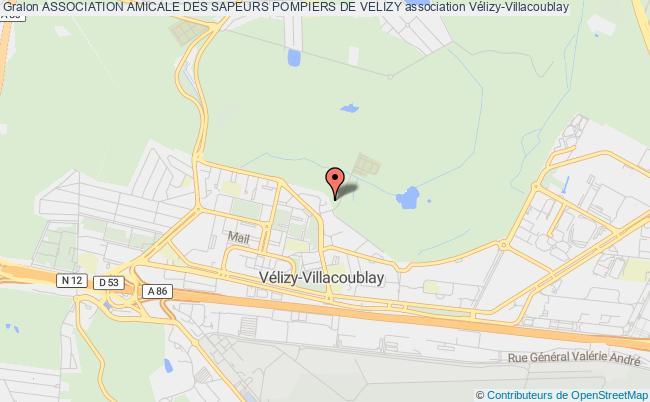 plan association Association Amicale Des Sapeurs Pompiers De Velizy
