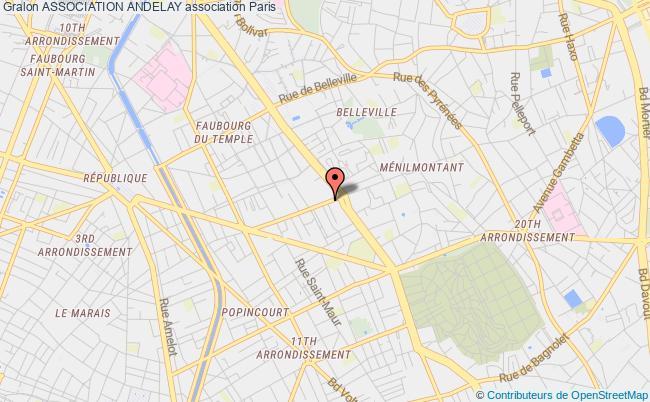 plan association Association Andelay