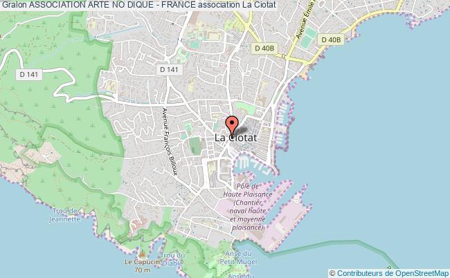 plan association Association Arte No Dique - France