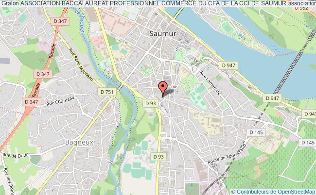 plan association Association Baccalaureat Professionnel Commerce Du Cfa De La Cci De Saumur