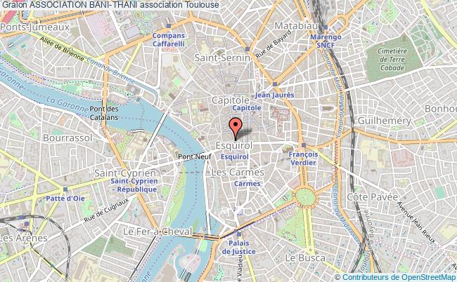 plan association Association Bani-thani Toulouse