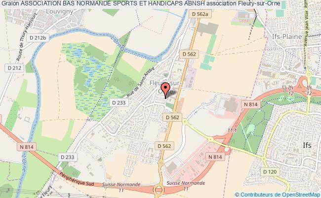 Association bas normande sports et handicaps abnsh association ...