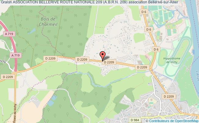 ASSOCIATION BELLERIVE ROUTE NATIONALE 209 (A.B.R.N. 209)