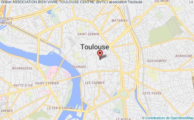 plan association Association Bien Vivre Toulouse Centre (bvtc)