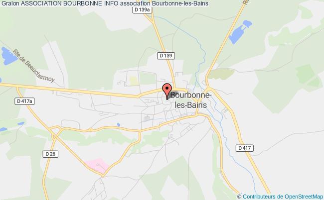 plan association Association Bourbonne Info