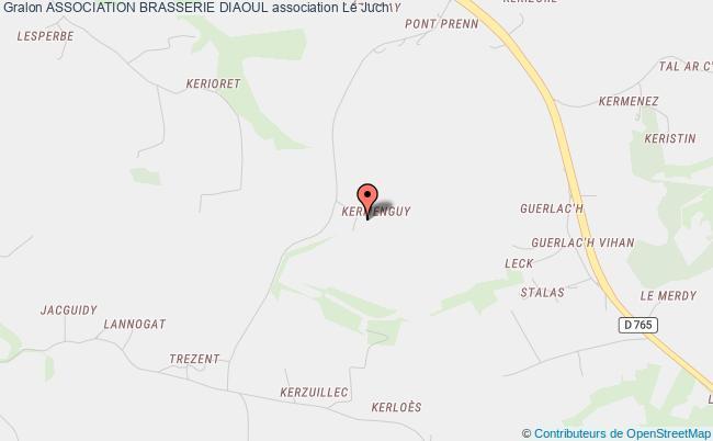 plan association Association Brasserie Diaoul