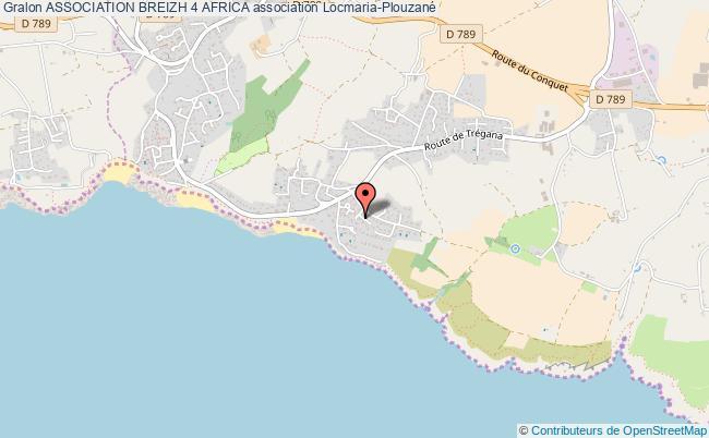 plan association Association Breizh 4 Africa