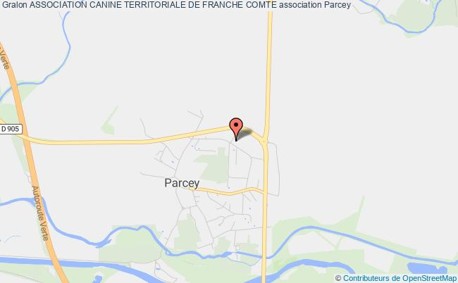 centrale canine franche comte