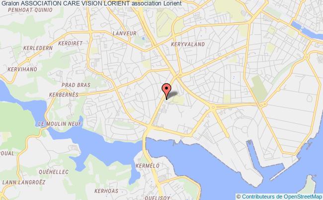 plan association Association Care Vision Lorient Lorient