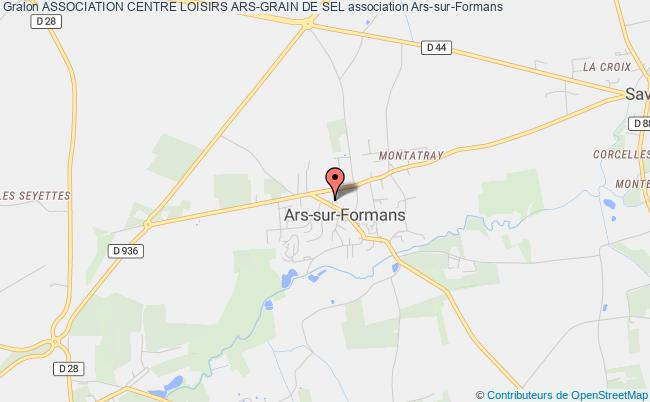 ASSOCIATION CENTRE LOISIRS ARS-GRAIN DE SEL