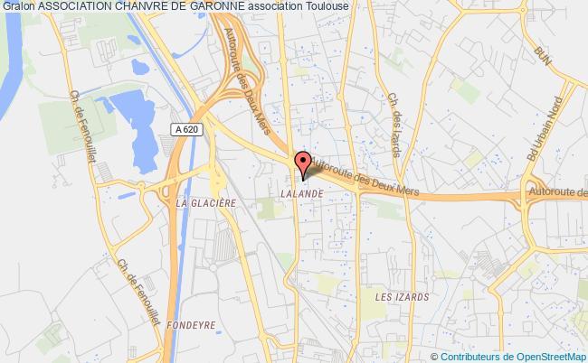 plan association Association Chanvre De Garonne