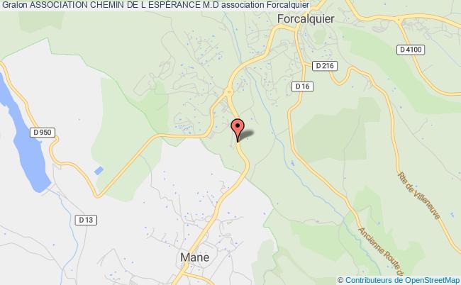 plan association Association Chemin De L EspÉrance M.d