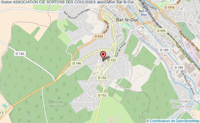 plan association Association Cie Sortons Des Coulisses
