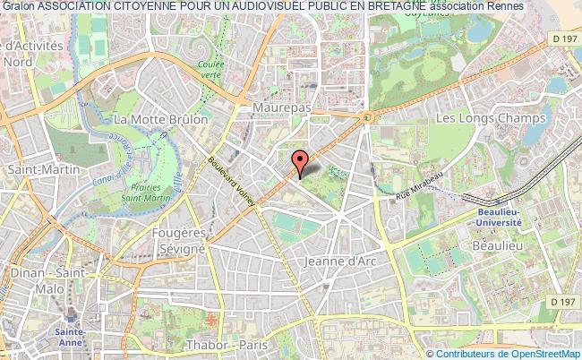 plan association Association Citoyenne Pour Un Audiovisuel Public En Bretagne