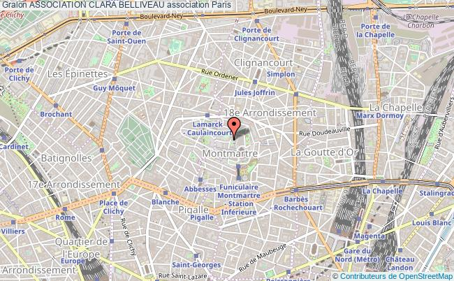 plan association Association Clara Belliveau